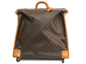 Louis Vuitton Auth LOUIS VUITTON Portable Cabin Garment with wheels NA Limited (BF096012)