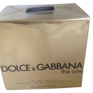 Dolce&Gabbana NEW!! Dolce & Gabbana The One For Women