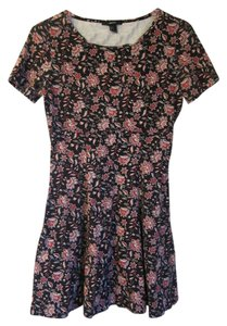 Forever 21 short dress Floral Print on Tradesy