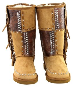Montana West Brown Boots