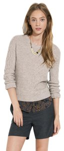 Madewell Cable Knit Cozy Sweater