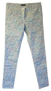 it michaa Skinny Pants floral