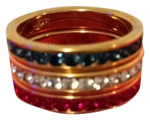 Unknown stackable rings