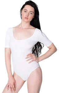 American Apparel T Shirt White