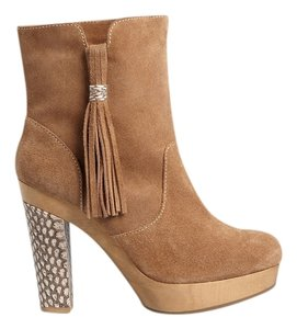Rebecca Taylor Beige Boots