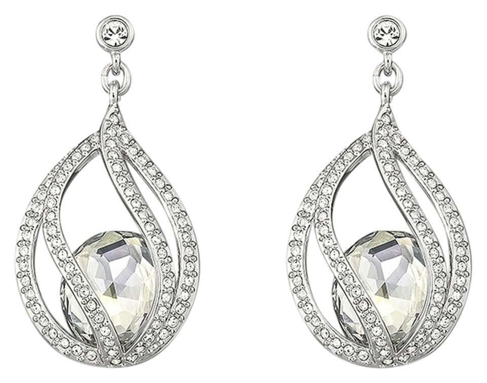 Swarovski Megan Pierced Earrings