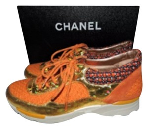 Chanel Sneakers Flats Athletic