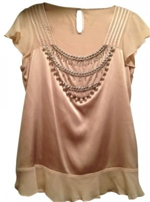 Preload https://img-static.tradesy.com/item/11224/express-light-pinkchampagne-blouse-size-8-m-0-0-650-650.jpg