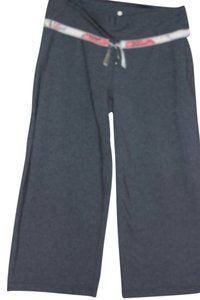 Lululemon Lululemon Gray size 8 Capri with draw string waist.