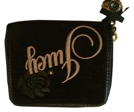 Juicy Couture Juicy Couture Black Wallet