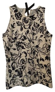 Ann Taylor Silk Sleeveless New Sweater