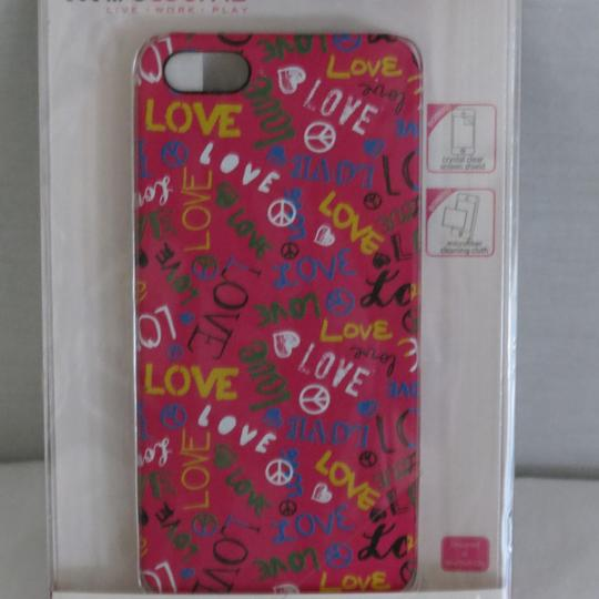 Lifeworks New In Package Lifeworks Love Case For iPhone 5