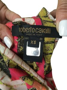 Roberto Cavalli Vibrant Elegant Beachwear Dress