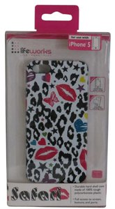 Lifeworks New In Package Lifeworks Safari Case For iPhone 5