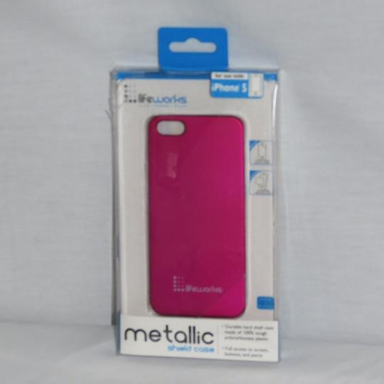 Lifeworks New In Package Lifeworks Metallic Case For iPhone 5