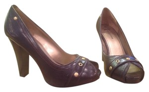 Fergalicious Brown Pumps