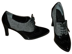 Marc Fisher Black/gray Boots