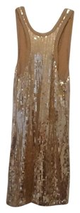 High end Designer Upscale Nyc Cocktail Mini Sequin Dress