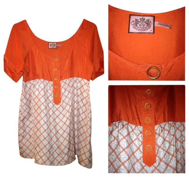 Juicy Couture Top Orange
