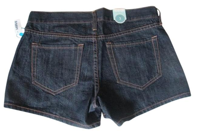 """Brand new with Tags. Old Navy Diva Low Rise 100% Cotton. Size 2 Jean Shorts. Waist: 32"""". Rise: 8"""". Inseam: 3.5"""" . 100% Cotton. Free Shipping. 100% 100% Mini/Short Shorts"""