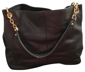 Cuore & Pelle Leather Classic Hobo Bag
