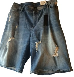 a.n.a. a new approach Denim Shorts
