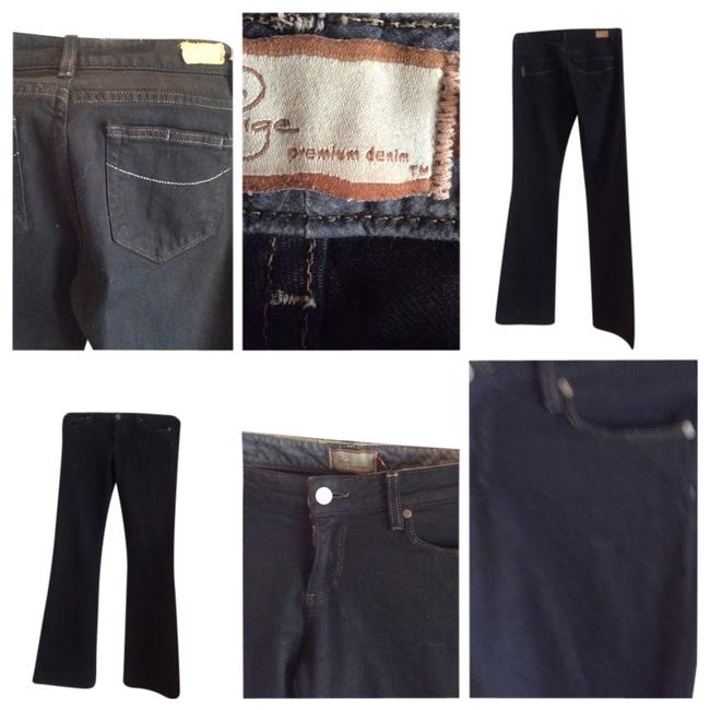 Preload https://item1.tradesy.com/images/paige-dark-rinse-boot-cut-jeans-size-29-6-m-1123570-0-0.jpg?width=400&height=650