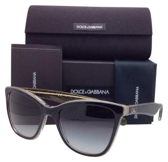 Dolce And Gabbana Gold Frame Sunglasses : Dolce&Gabbana New DOLCE & GABBANA Sunglasses DG 4193 2737 ...