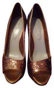 Sergio Rossi Bronze Pumps