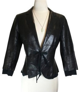 Treesje Leather Jacket