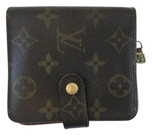 Louis Vuitton LOUIS VUITTON Monogram Bifold Wallet Zip