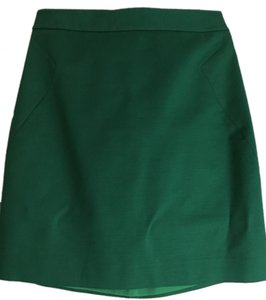 Kate Spade Mini Skirt Emerald green