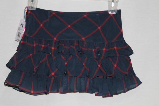 Tommy Hilfiger Mini Skirt Navy/Pink