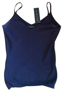 Sisley Wool Top Navy