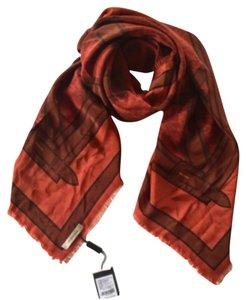Burberry Burberry Belts Autumn Color Silk Scarf