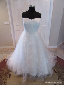 Justin Alexander 8682 Wedding Dress