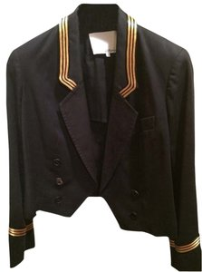 3.1 Phillip Lim Black & Gold Blazer