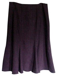dressbarn Skirt Purple