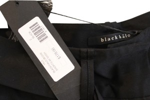 Black Halo New Pockets Tie Sash Dressy Shorts black