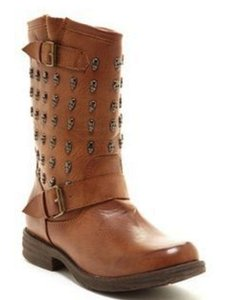 rebels Brown Boots