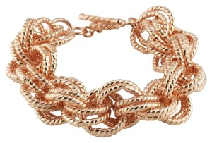 Other Fancy Copper 19mm Rope Link Chain Mail Statement Bracelet by BrianG @ BrianGdesigns