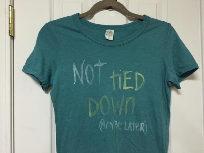Abercrombie & Fitch Vintage Super Soft Sexy Juniors T Shirt Teal
