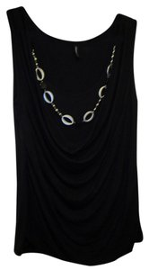 Jasonmaxwell Large Stretch Professional Dress Top Black