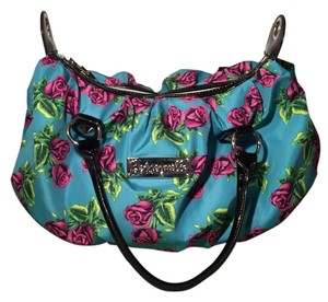 Betseyville by Betsey Johnson Satchel in print