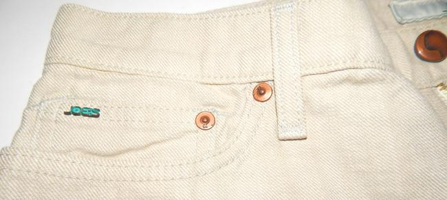 JOE'S Jeans Mini Denim Mini Skirt Khaki