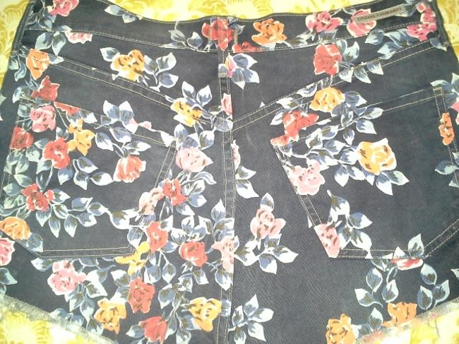 Citizens of Humanity Cut Off Shorts Floral