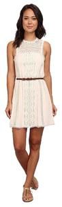 Dolce Vita short dress Sand Never Worn This Season Flattering Up on Tradesy