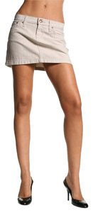 JOE'S Jeans Graham Mini Mini Mini Skirt khaki