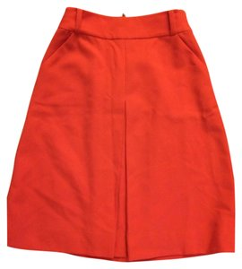 Kate Spade Skirt Orange