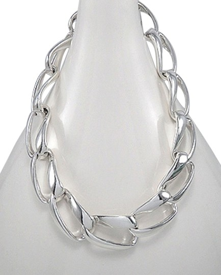 """Other Massive Designer 18"""" 22mm Modern Chic Sterling Silver Necklace by BrianG @ BrianGdesigns"""
